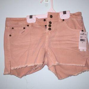 Pink O'Neill shorts